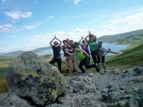 Noorwegen 2010 – dag 2 – Jotunheimen, het land van dereuzen