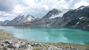 Noorwegen 2010 – dag 3 tot 8 – Zesdaagse trektocht doorJotunheimen