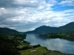 Noorwegen 2010 – dag 13 – Op de Preikestolen zondervallen