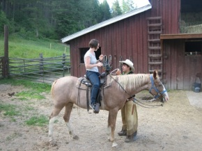 Canada & USA 2011 – dag 5 – Cowboy life on a ranch