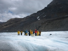 Canada & USA 2011 – dag 11 – Gletsjers enmorenen