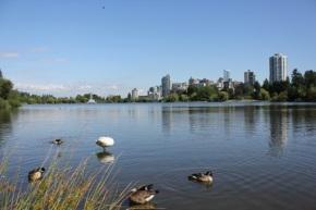 Canada & USA 2011 – dag 17 – Vancouver te voet en met defiets