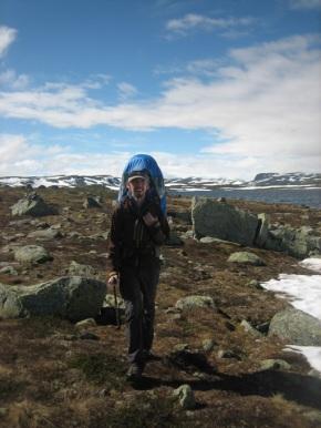 Noorwegen 2012 – dag 8 – Rond het Storekraekkjameer