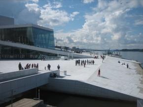 Noorwegen 2012 – dag 9 – Oslo en naarhuis