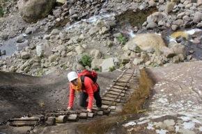 Zuid-Afrika 2013 – Dag 9 – Hiken in deDrakensbergen