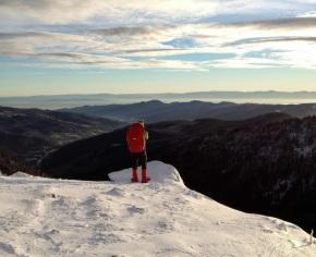 Vierdaagse wintertrekking in deVogezen