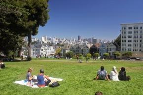 Zuidwest USA – dag 2 – San Francisco's hippebuurten