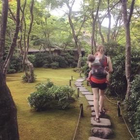 Japan 2017 – dag 8 – Een stoet, verse sobanoedels en torenhogebamboe