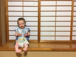 Japan 2017 – dag 9 – Japanse belevenis in eenRyokan.