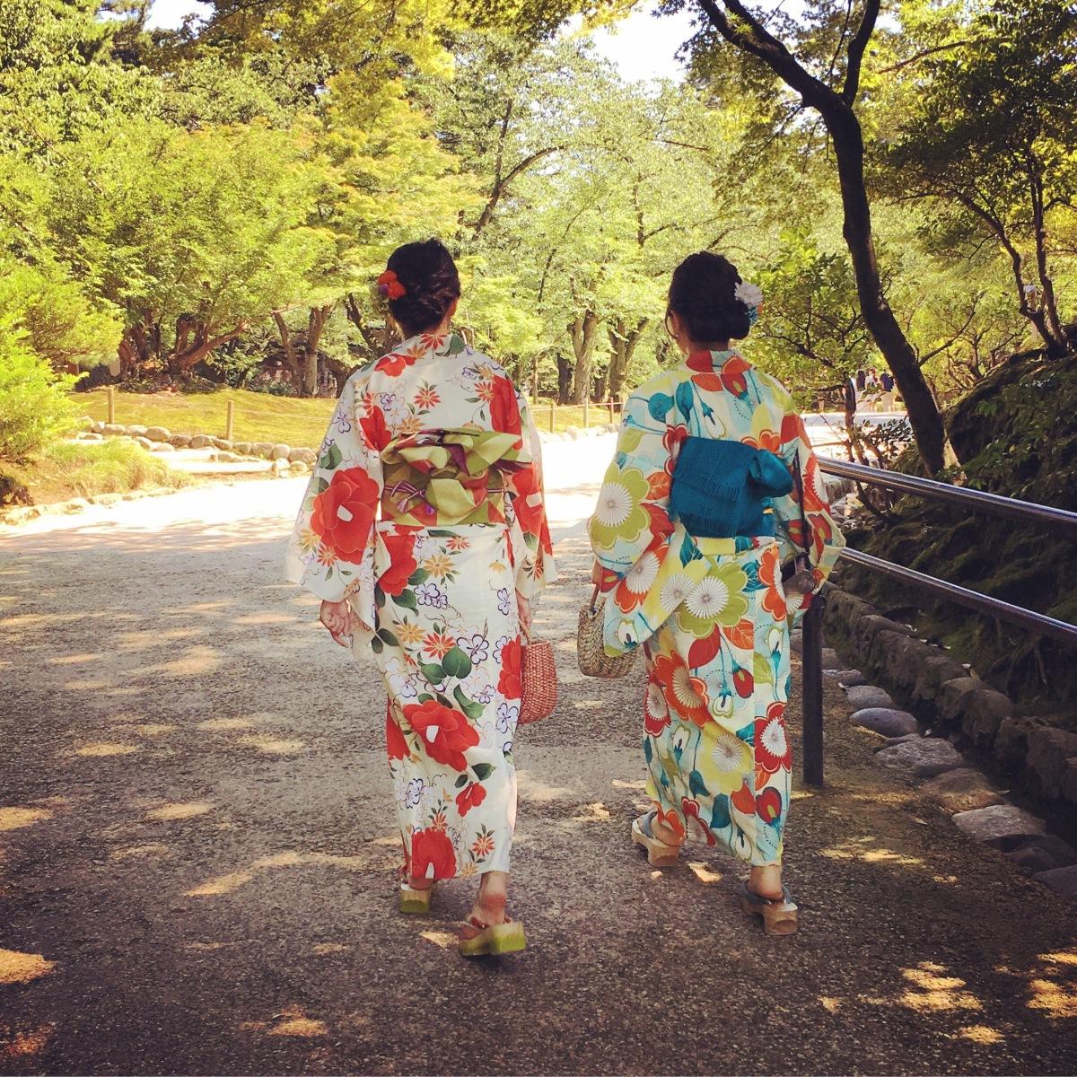 Japan 2017 - dag 10 - rustdagje in Kanazawa
