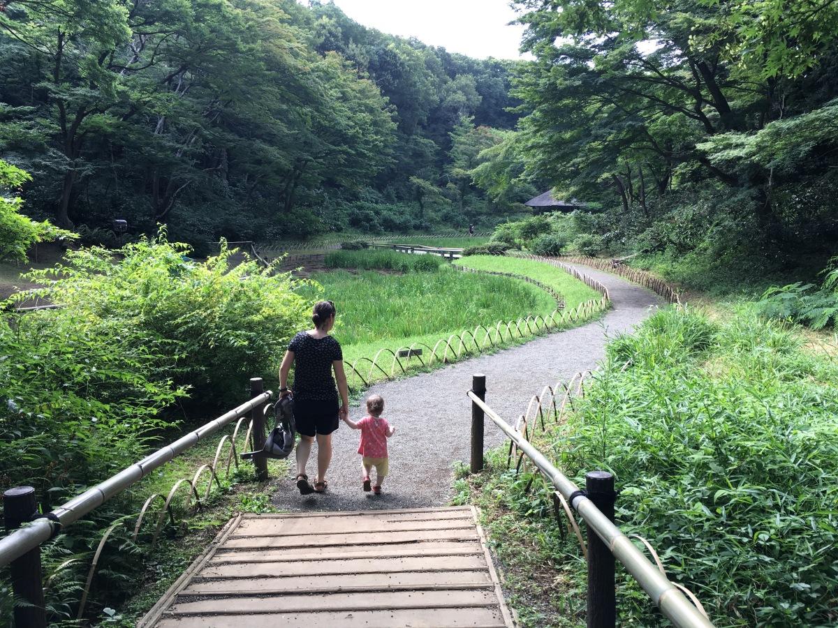 Op reis naar Japan met baby of peuter