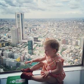 Japan 2017 – dag 13 – Shinjuku enDaikanyama