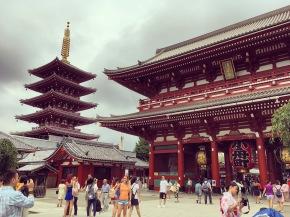 Japan 2017 – dag 16 – Het oude Tokyo inAsakusa